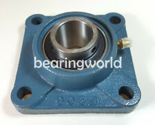 """NEW High Quality UCF211-34    2-1/8"""" Insert Bearing with 4-Bolt Flange"""