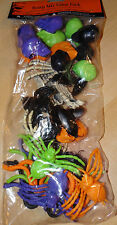 Scary Halloween Party Favors-50 Pieces