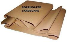 CORRUGATED CARDBOARD. 65 METER LONG 600 MM WIDE SHIPPING BOXES.PROTECT YOUR ITEM