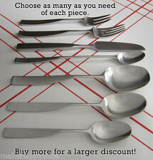 Choose Your Pieces of Lauffer Holland Bedford 18/8 Stainless Wallance Flatware