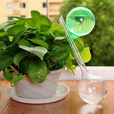 Hot 1pcs Drip Irrigation Automatic Watering Device PVC Ball Plant Watering Tool