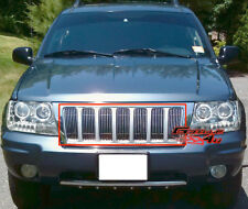 Aluminum Vertical Grille For 99-04 Jeep Grand Cherokee