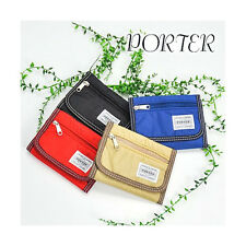 New Yoshida Bag PORTER REEF WALLET Casual 813-08861 Choose Color From JAPAN
