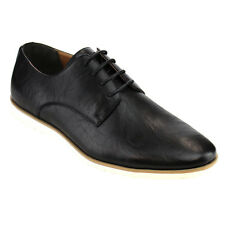 Arider AD04 Men's Four Eyelets Lace Up Flat Heel Office Oxfords