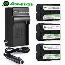 Battery + Charger for Sony NP-FM500H Alpha DSLR-A350 A200 A300 A100 SLT-A57 A77