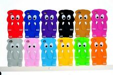 Soft Silicon Phone Case Cover Elephant Cellphone Case for iPhone 4/4s/5/5s