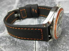 Quality Maratac Rubber Watch Strap PVC Band for Omega Seamaster Planet Ocean UK