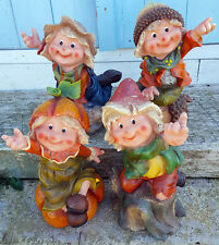 Various Garden Ornament Gnomes & Planters - Collect them All!  Gnome Statue
