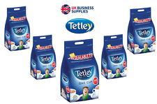 Tetley Tea 440's Teabags NEW Re-sealable bags. Bulk Offers from £5.79!