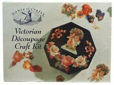 House of Crafts Victorian Decoupage Craft Kit