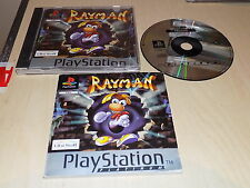 SONY PLAYSTATION PS1 PS2 RAYMAN Game