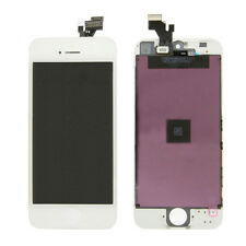 White LCD Lens Touch Screen Display Digitizer Replacement Assembly for iPhone 5