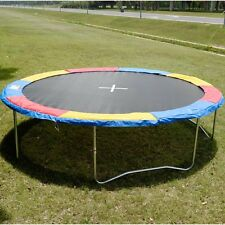 Outdoor 12/14/15FT Trampoline Safety Pad EPE Foam Spring Cover Frame Replacement