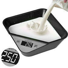 Digital Kitchen Scales Cooking Baking Scale 5000g / 1g Electronic Weight Balance