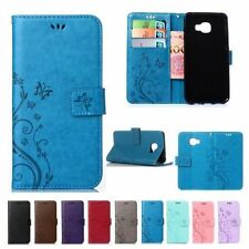Retro Pattern PU Leather Wallet Card Stand Case Cover For Samsung Galaxy C5
