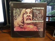 FLEETWOOD MAC ENGLISH ROSE VINYL RECORD LP 12""