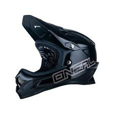 O'Neal Backflip DH Helmet RL2 Solid Black 2016 - Full Face Downhill MTB BMX
