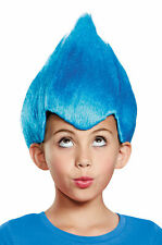 Brand New Wacky Colorful Troll Child Wig