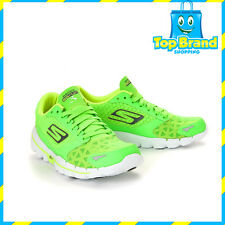 "New Skechers Men's GOrun 3-NITE OWL 2.0 ""Glow in the Dark"" 53884-GRN shoes shoe"