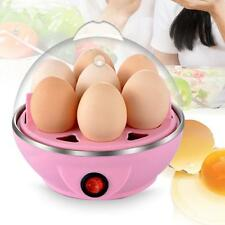 Generic Multi-function Electric Egg Cooker for up to 7 Eggs Boiler Steamer Cook