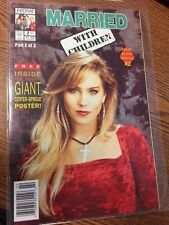 Married With Children Kelly Bundy Special #2 SEPTEMBER with poster