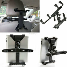 """-MD35 Seat Headrest Car Holder Mount Kit Stand For 8 -14"""" iPad Tablet PC Apple"""