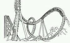 Alton towers e-tickets for Saturday 20th August £15 each, 1 tickets available