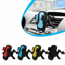 Universal Car Air Vent/Outlet Flexible Bracket Cell Phones Mounts Holder Stand