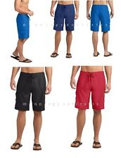 Size 28 - 42 District® Young Mens Boardshort DT1020 Beach Lounge Surf Shorts