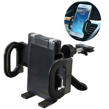 "-MD290 360° Car Air Vent Holder Stand Mount Cradle For 4-7"" Call Phone Samsung"