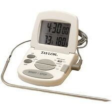 Digital Cooking Thermometer/Timer