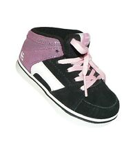 ETNIES Toddler  RVM Noir Blanc Rose, baskets fille