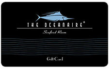 The Oceanaire Restaurant Gift Cards - $25 $50 or $100 - Email delivery