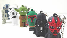 Star Wars USB drive Yoda, R2D2, Darth Vader, Maul, Boba Fett, Storm Trooper 16GB