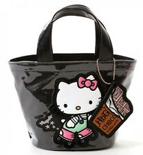 Hello Kitty x HbG Mini Tote Bag Handbag Purse Pouch Sanrio from Japan Gift F/S