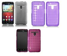 TPU Flexi Candy Cover Case for LG Revolution VS910 Tegra 2 II Esteem MS910 Phone