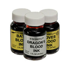 Espiritu Ritual Ink 1 oz - Choose Dragon's Blood, Dove's Blood, or Bat's Blood