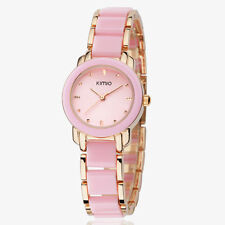 KIMIO  Luxury Crystal Wrist Watch Women Lady Woman Quartz Wristwatches Bracelet