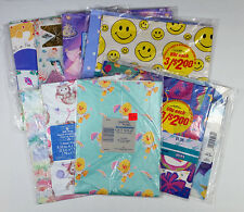 Hallmark American Greetings Current *Select Design* Vintage Gift Wrapping Paper