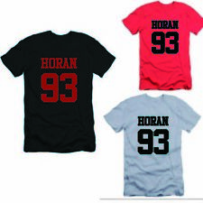 T Shirt Zayn HORAN One Direction 1D Niall Harry  93' Liam Louis inspired