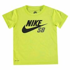 KIDS CHILDREN BOYS NIKE SHORT SLEEVE T-SHIRT SIZES FROM AGE 3-7 YRS