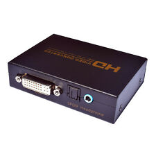 NK-X3 HDMI to DVI + Audio (Spdif) HD Video Converter