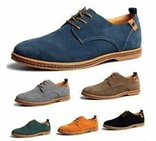 2016-New-Fashion-Suede-European-style-leather-Shoes-Mens-oxfords-Casual