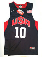"Nike NBA 2012 ""London Olympic"" Kobe Bryant Dream Team USA Swingman Jersey # 10"