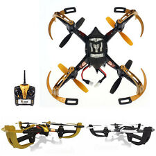 Yi Zhan X4 360° Eversion 6 Axis Gyro 4 Channel 2.4G RC Quadcopter RTF Helicopter