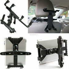 """-MD35 Seat Headrest Car Holder Mount Kit Stand For 8 -14"""" iPad Tablet PC Lenovo"""