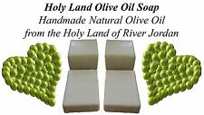 Organic Olive Oil Soap 100% Handmade ( Natural Soap ) Holy Land Olive Oil Soap