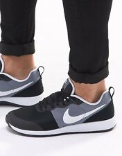 NIKE men ELITE SHINSEN Athletic SNEAKERS Retro SHOES 801780 011 Black,Grey sz 11