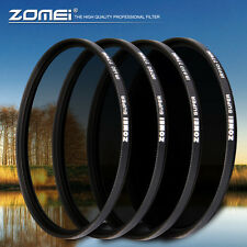 82mm Infrared Filter Set Zomei IR Filter 680NM 720NM 760NM 850NM 950NM for DSLR