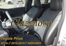 TOYOTA PRIUS HYBRID | CLAZZIO LEATHER SEAT COVER (1ST+2ND ROW SEAT)